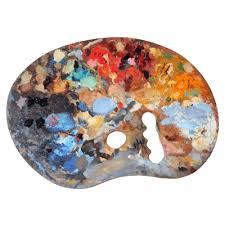 New Artists Palette Transparent PNG