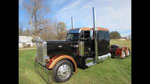 100 359 Peterbilt Show Trucks 1984 PETERBILT SHOW TRUCK CUSTOMBILT FOR SALE YouTube