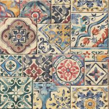 Century Tile And Carpet Naperville by Traditional Mediterranean And Arabesque Red Blue Green And Yellow