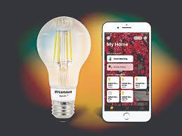 ledvance introduces new homekit enabled sylvania smart filament