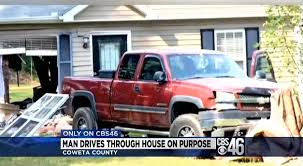 Georgia Man Intentionally Drives Truck Through Own House - The News ... Man Suspected Of Driving Naked In Vacavillle Says He Had Shorts On Nostalgic No Toll Roads Man Daf Truck Design Open Blank Hits For A Big Dave And The Tennessee Tailgaters Youtube 12 Lp Land Rovers Drivin Sonofagun And Other Songs Of The Lonesome Company News Popsikecom Rockabilly Trail Blazers Truck Driving Two Commercial Diabetes Can You Become Driver Georgia Ientionally Drives Through Own House Stan Matthews Black Man Truck Driver Cab His Commercial Stock