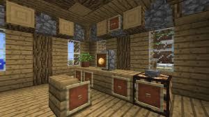 15 Minecraft Kitchen Ideas