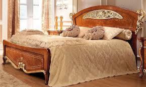 schlafzimmer la fenice nussbaumfarbe
