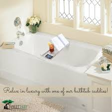 how to find the perfect bathtub caddy for you