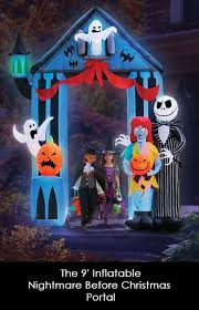 Halloween Yard Inflatables 2014 by 27 Best Halloween Decor Images On Pinterest Halloween Ideas