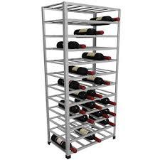 Big Metal Wine Rack Self Assembly 72 Bottle Wine Racks Uk Wine