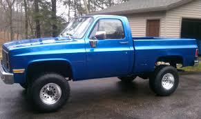 100 Chevy 4x4 Trucks 1981 GMC SIERRA 1500 4X4 TRUCK SHORTBOXSAME AS CHEVY CHEVROLET