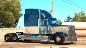 American Truck Simulator - Peterbilt 389 Ultra Cab Sleeper Picking ...