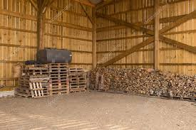A Background Of Firewood Shed With Wooden Pallet Photo By Sylv1rob1