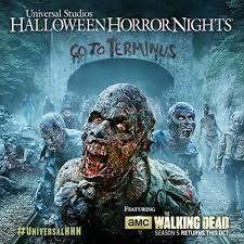 31 Days Of Halloween Amc by Walking Dead Maze Preview 32 Images From Halloween Horror Nights