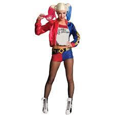 Harley Quinn Pumpkin Stencil by Villian Costumes Super Villain Halloween Costumes For Adults