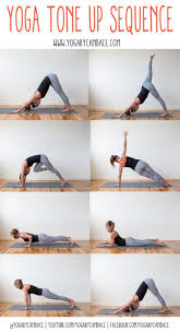Youtube Chair Yoga Sequence by 155 Best Yoga Sequence Images On Pinterest Health Yoga Fitness