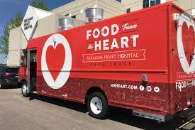 Heart Hospital Shows Drive With Food Truck | Arkansas Business News ...