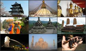 Asia A Glimpse Of The Best Travel Destinations