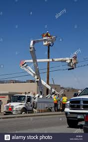 Utility Workers In Hydraulic Lift Telescope Bucket Truck Working On ... Bucket Trucks 400s Telescopic Boom Lift Jlg 1998 Gmc C7500 Liftall Lan65 Truck For Sale Youtube Intertional 4300 2007 Tc7c042 Material Handling Wliftall Lom1055 Freightliner M2 4x4 Lanhd752e 80 A Hydraulic Lift Bucket Truck On The Street In Vitebsk Belarus Ford F750 For Sale Heartland Power Cooperative Aerial 3928tgh By Van Ladder Video W Forestry And Body