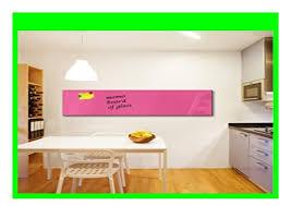 discount dekoglas glas magnettafel einfarbig rosa fmk 20
