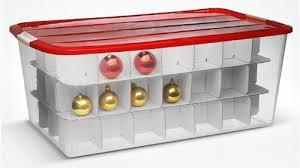 Christmas Storage Organization Ideas