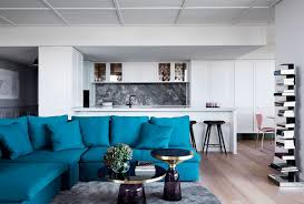 100 Penthouses In Melbourne Posh Penthouse Makeover In Relies On Chic Dcor And LA Glamour