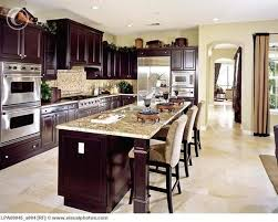 Fancy Dark Wood Kitchen Cabinets Contemporary Kitchens DMA Homes 58979