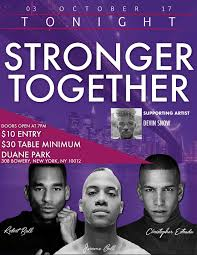 100 Duane Nyc Tue 103 Stronger Together At Park NYC