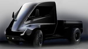 HOT NEWS] Tesla Pickup Truck Looks Like A Mini Tesla Semi With A ... Teslas Pickup Truck Could Be Like A Mini Tesla Semi Big Rig Driver Unhooks Cab Flees Deadly Hitandrun Abc7chicagocom Peterbilt Pickup Truck 1981 359 Youtube Semi Trucks Lifted 4x4 In Usa 2011 Volvo Vhd Tractor Wallpaper 16x1200 130905 Why Isnt Only Minor Injuries Headon Crash For The Record Pin By Alan Lovedy On Trucks Pinterest Rigs And This Semipickup Atbge Hot News Looks With 2007 Intertional Rxt Crew Cab Duck Covers Double Defender Standard Bed Lwb Semicustom