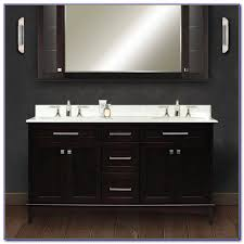60 inch white double sink vanity top bathroom home decorating