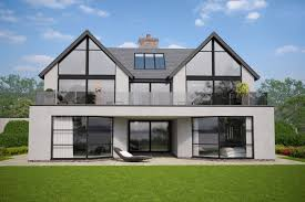 100 Modern Houses New Build Conwy North Wales Architectural Designer