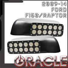 LED Light Bars Oracle LED Raptor f Road Mirrors
