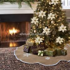 72 Inch Gold Christmas Tree Skirt by Velvet Christmas Ornaments Velvet Christmas Ornaments Suppliers