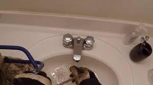quickest way to snake a bathroom sink drain scottsdale az youtube