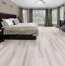 Vinyl White Maple Flooring Allure Brand Available At Home Depot