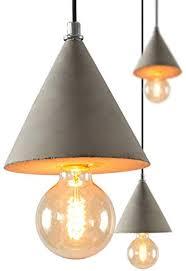 vintage led deckenleuchte industrial design deckenle