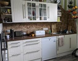 küche ikea landhausstil möbel 10 jahre alt