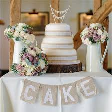 Rustic Wedding Cake Jessica Greigs Real
