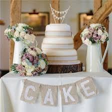 Rustic Wedding Cake Jessica Greigs Real