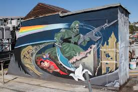 Denver International Airport Murals New World Order by Parker Ito Smart Objects Reviewed Atractivoquenobello