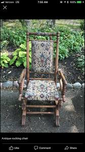 Planters Rocking Chair | Collectors Weekly Victorian Rocking Chair Image 0 Eastlake Upholstery Fabric Application Details About Early Rocker Rocking Chair Platform Rocker Colonial Creations Mid Century Antique Restoration Broken To Beautiful 19th Mahogany New Upholstery Platform Eastlake Govisionclub Illinois Circa Victoria Auction