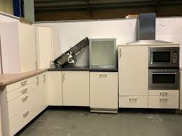 gebrauchte l form küche inkl geräte sofort ab lager in