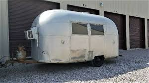 100 Vintage Airstream For Sale Rare 1963 Bambi Travel Trailer Used