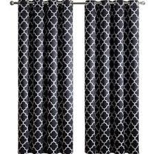 Grey And White Chevron Curtains by 95 Inch U2013 107 Inch Curtains U0026 Drapes You U0027ll Love Wayfair