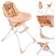 Baby High Chair Infant Toddler Feeding Booster Seat Folding Safety Portable  - Walmart.com Graco Contempo Benny Bell High Chair Cxc Toys Babies Alpha Living Height Adjustable Foldable Baby Seat Bay0224tq High Chair Trend Go Lite 5in1 Feeding Center Rose Details About Foxhunter Portable Infant Child Folding Bib Bhc02 Badger Basket Envee With Playtable Pink And White Wooden For Toddlers Harness Removable Tray Legs Children Eat Mulfunctional Ciao The Best Chairs Your Baby Older Kids