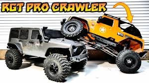 100 Rgt RGT PRO JEEP Rock Crawler Kit EX86100 Carbon Fiber Frame CNC Parts Unboxing First Look