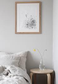 decordots minimalist scandinavian style bedroom beige linen