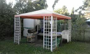 pavillon gebraucht