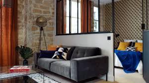 comment cr馥r une chambre dans un salon studio aménagement de studio nos meilleures idées côté maison