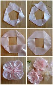 Pola Papercraft Flower