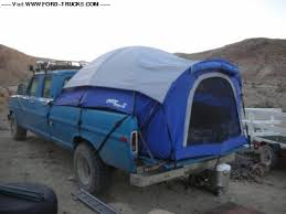 Truck bed tents Ford Truck Enthusiasts Forums