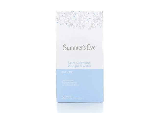 Summers Eve Extra Cleansing Vinegar And Water Douche
