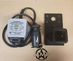 Humvee Pinball Hitch And 24v To 12V Military Truck To Civilian ...