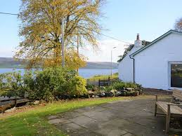 100 Kames House Newly Renovated Gate Cottage On The Shore Front Sleeping 6 Persons